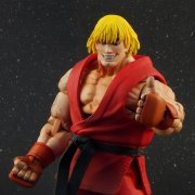 Street Fighter IV Series 1 Action Figure: Ken (Open Box)  preowned (US)
