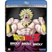 Dragon Ball Z: Broly Triple Feature (Broly/Broly Second Coming/Bio-Broly) (US)