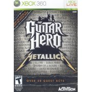 Guitar Hero Metallica (Asia)