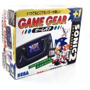Game Gear Console - Sonic the Hedgehog 2 Special Edition preowned (Japan)