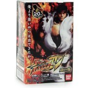 Street Fighter IV Super Modeling Soul Non Scale Pre-Painted Trading Figure (Japan)