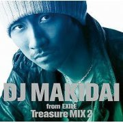 Dj Makidai From Exile Treasure Mix 2 (Japan)