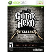 Guitar Hero Metallica preowned (US)