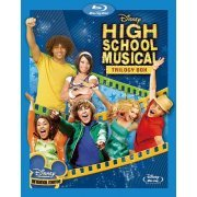 High School Musical Trilogy Box (Japan)