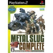 Metal Slug Complete (SNK Best Collection) (Japan)