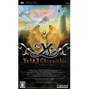 Ys I & II Chronicles (Japan)