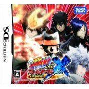 Katekyoo Hitman Reborn! DS Flame Rumble X (Japan)
