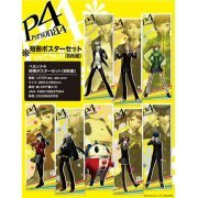 Persona 4 Reed Poster Set - Official Poster (Japan)