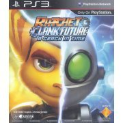 Ratchet & Clank Future: A Crack in Time (Asia)