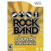 Rock Band Country Track Pack (US)