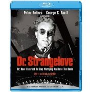 Dr. Strangelove: Or How I Learned To Stop Worrying And Love The Bomb (Japan)
