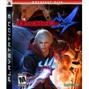 Devil May Cry 4 (Greatest Hits) (US)