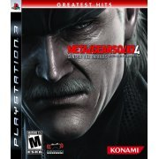 Metal Gear Solid 4: Guns of the Patriots (Greatest Hits) (US)