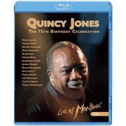 Quincy Jones 75th Birthday Celebration-Live At Montreux 2008 (Japan)