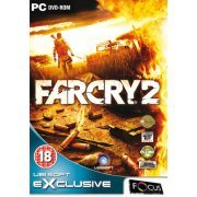 Far Cry 2 (Ubisoft Exclusive) (DVD-ROM) (Europe)