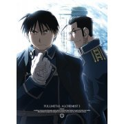 Fullmetal Alchemist / Hagane No Renkin Jutsushi 3 [DVD+CD Limited Edition] (Japan)