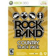 Rock Band Country Track Pack  preowned (US)