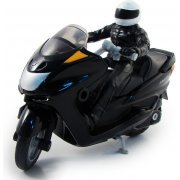 Yamaha Majesty C IRC Motor Bike (Black) (Japan)