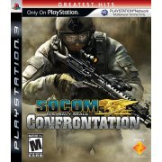 SOCOM: US Navy SEALs Confrontation (Greatest Hits) (US)