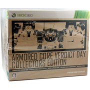 Armored Core: Verdict Day (Collector's Edition) (Asia)