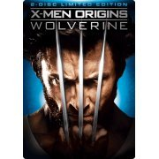 X-Men Origins: Wolverine [2-Disc Limited Iron Pack Edition] (Hong Kong)