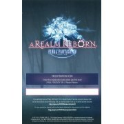 Final Fantasy XIV: A Realm Reborn (DVD-ROM) (Europe)