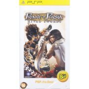 Prince of Persia: Rival Swords (PSP the Best) (Asia)