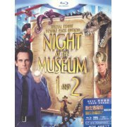 Night At The Museum [Boxset 1+2] (Hong Kong)