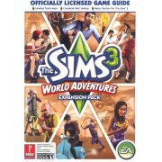The Sims 3: World Adventure Prima Official Game Guide (US)