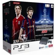 PlayStation3 Slim Console - World Soccer Winning Eleven 2010 Bundle (HDD 120GB Model) - 110V (Japan)