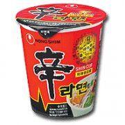 Nong Shim Cup Noodles - Shin Flavor