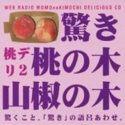 Web Radio Momo No Kimochi Delicious CD Momodeli 2 Odoroki Momo No Ki Sansho No Ki (Japan)