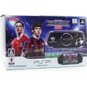 World Soccer Winning Eleven 2010 x UEFA Champions League Pack (PSP-3000 Bundle) (Japan)