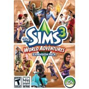 The Sims 3 World Adventures (DVD-ROM) (US)