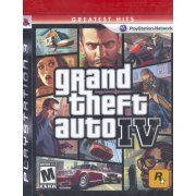 Grand Theft Auto IV (Greatest Hits) (US)