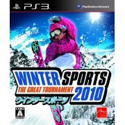 Winter Sports 2010: The Great Tournament (Japan)