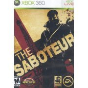 The Saboteur preowned (US)