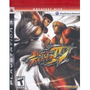 Street Fighter IV (Greatest Hits) (US)