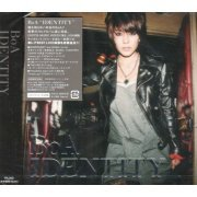 Identity [CD+DVD Jacket A] (Japan)