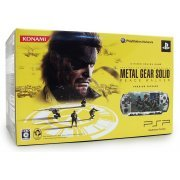 Metal Gear Solid Peace Walker Premium Pack (PSP-3000 Bundle) (Japan)