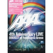 Aaa 4th Anniversary Live 090922 At Yokohama Arena (Japan)