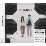 Change [CD+DVD Limited Edition] (Japan)