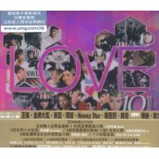 2010 Love Songs Collection [2CD] (Hong Kong)