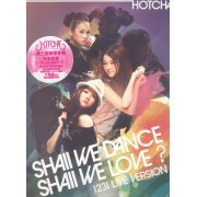 Shall We Dance Shall We Love [CD+Live DVD] (Hong Kong)