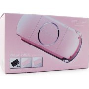 PSP PlayStation Portable Slim & Lite - Blossom Pink Value Pack (PSPJ-30014) (Japan)