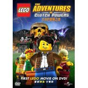 Lego: The Adventures of Clutch Powers (Hong Kong)