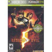 Resident Evil 5 (Platinum Hits) (US)