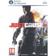 Just Cause 2 (DVD-ROM) (Asia)
