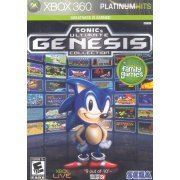 Sonic's Ultimate Genesis Collection (Platinum Hits) (US)