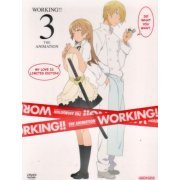 Working Vol.3 [DVD+CD Limited Edition] (Japan)